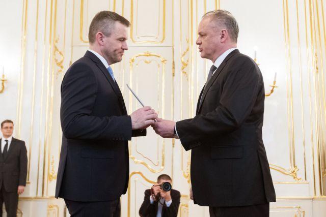 Σλοβακία: Προεδρικό «όχι» στην πρόταση για σύνθεση νέας κυβέρνησης | tovima.gr