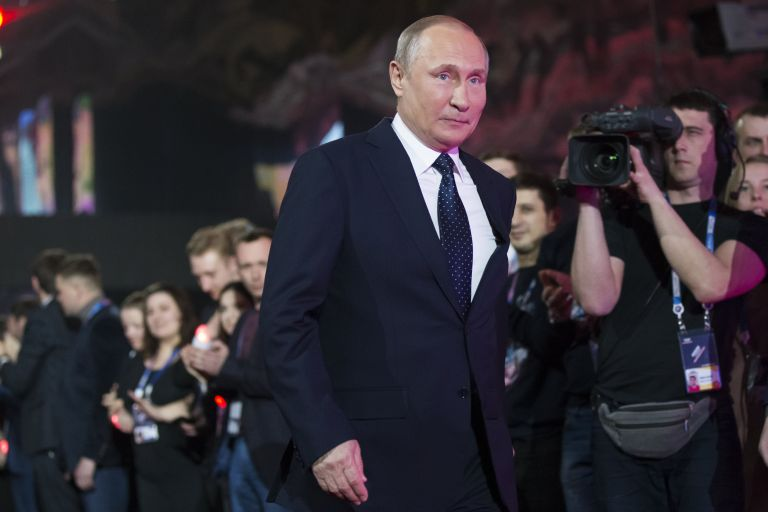 Ρωσία: Αυλαία στην προεκλογική περίοδο   tovima.gr