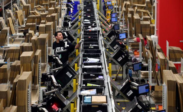 Απεργία εργαζομένων της Amazon στην Ισπανία | tovima.gr