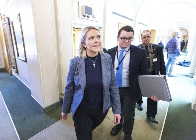 Νορβηγία: Παραίτηση της υπουργού Δικαιοσύνης | tovima.gr