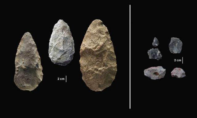 Ενδείξεις καινοτομίας των προγόνων μας πριν από 320.000 χρόνια   tovima.gr