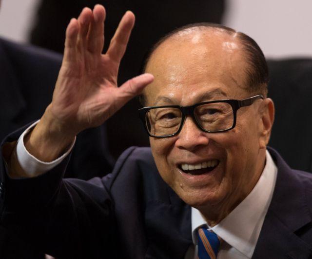 Λι Κα-σινγκ: Ο πλουσιότερος άνθρωπος στο Χονγκ Κονγκ αποσύρεται   tovima.gr