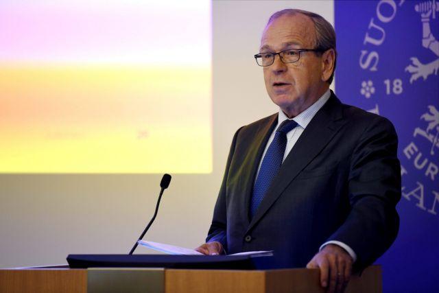 Υποψήφιος διάδοχος του Ντράγκι ο φινλανδός κεντρικός τραπεζίτης | tovima.gr