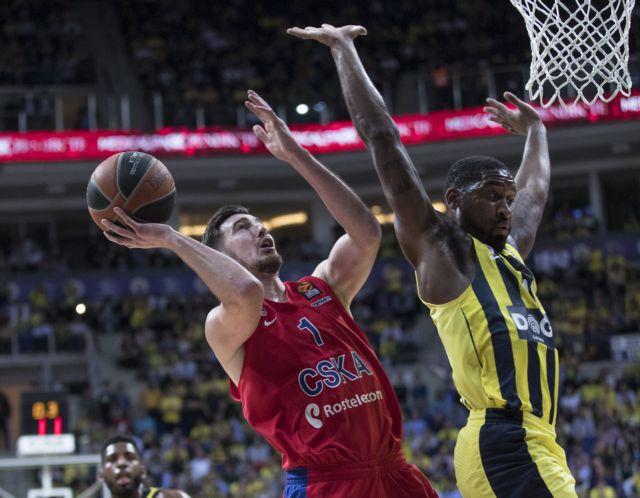 Euroleague: Με buzzer beater του Ντε Κολό, η ΤΣΣΚΑ νίκησε τη «Φενέρ» [βίντεο] | tovima.gr