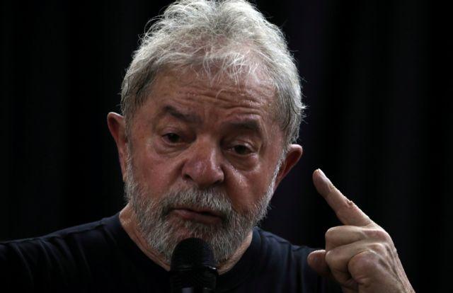 Βραζιλία: Πυροβολισμοί στην αυτοκινητοπομπή του Λούλα | tovima.gr