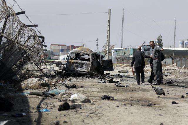 Καμπούλ: Επίθεση αυτοκτονίας με 26 νεκρούς | tovima.gr