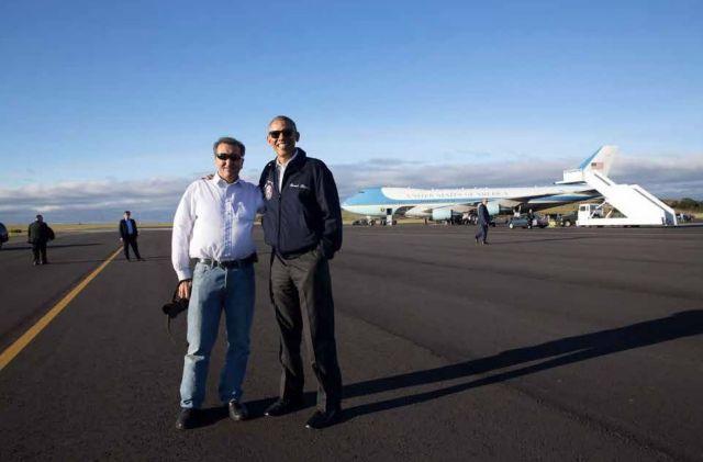 Πητ Σόουζα: Ο άνθρωπος πίσω από την εικόνα του Μπάρακ Ομπάμα | tovima.gr