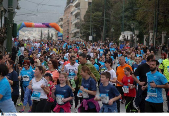 Γκελαούζος και Πετρουλάκη θριάμβευσαν στον ημιμαραθώνιο της Αθήνας   tovima.gr