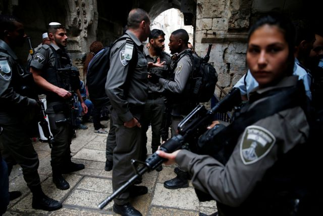 Ιερουσαλήμ: Νεκρός ο δράστης που μαχαίρωσε Ισραηλινό | tovima.gr