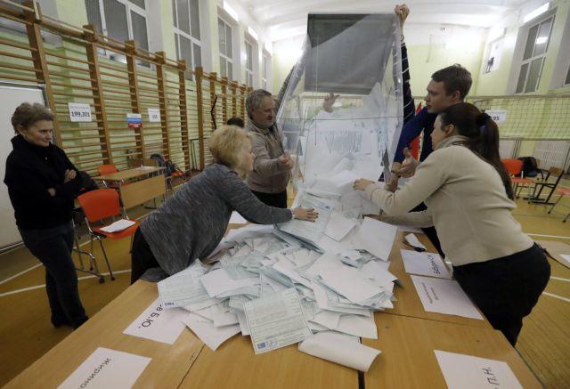 Μετά την έκθεση του ΟΑΣΕ το βρετανικό σχόλιο για ρωσικές εκλογές | tovima.gr