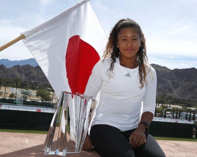 Η ιαπωνέζα Ναόμι Οσάκα το νέο αστέρι του παγκόσμιου τένις | tovima.gr