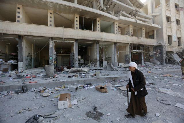 ΟΗΕ: Το ΣΑ στη Συρία δεν μπόρεσε να προστατεύσει ανθρώπινες ζωές | tovima.gr