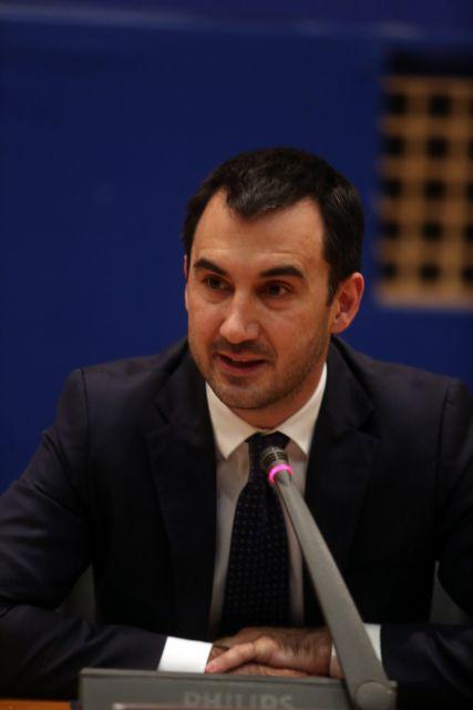 Αλέξης Χαρίτσης: Στροφή στη βιομηχανία, στις εξαγωγές και στην καινοτομία   tovima.gr