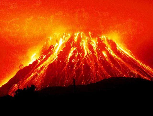 Τα ηφαίστεια «γέννησαν» τους ωκεανούς του Αρη | tovima.gr
