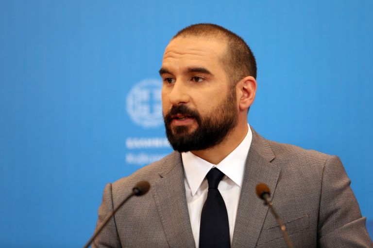 Tzanakopoulos speaks of post-bailout era, Russian diplomats | tovima.gr