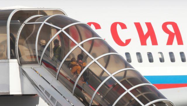 Εγκατέλειψαν το Λονδίνο οι απελαθέντες ρώσοι διπλωμάτες | tovima.gr