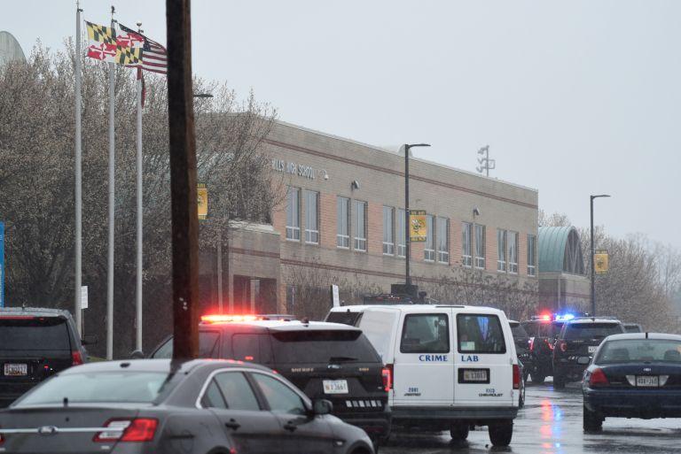 ΗΠΑ: Νεκρός ο ένοπλος μαθητής που άνοιξε πυρ σε σχολείο | tovima.gr