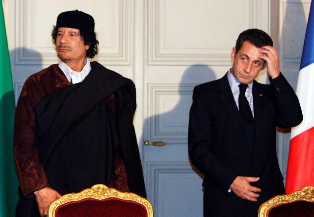 Ο Σαρκοζί, ο Καντάφι και οι μίζες | tovima.gr