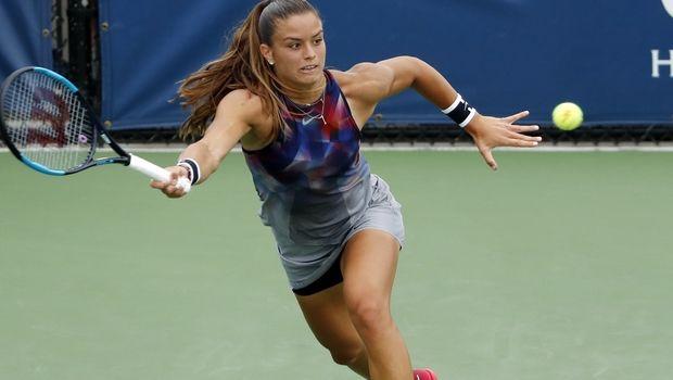 Τένις: Με νίκη ξεκίνησε η Σάκκαρη στο Open του Μαϊάμι | tovima.gr