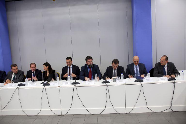 Η ΝΔ ανησυχεί για τα εθνικά θέματα και ειδικά για τη στάση της Τουρκίας | tovima.gr