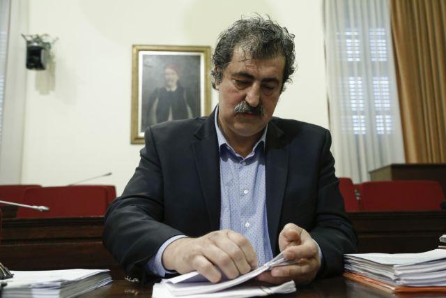 Σκληρή δήλωση Πολάκη κατά του διοικητή του Νοσοκομείου «Παπαγεωργίου» | tovima.gr