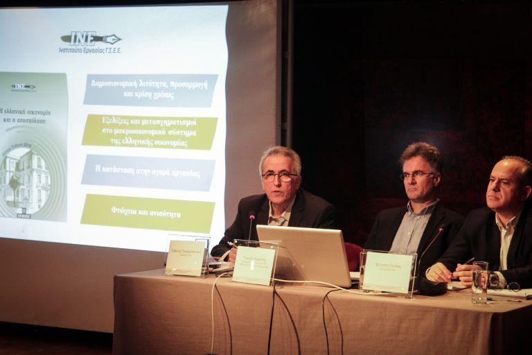 Υπεγράφη η νέα Εθνική Συλλογική Σύμβαση Εργασίας | tovima.gr