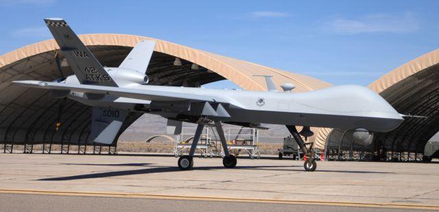 Αμερικανικά drones στη βάση της Λάρισας | tovima.gr