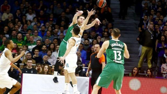 Euroleague: «Αγκαλιά» με την τέταρτη θέση η Ρεάλ   tovima.gr
