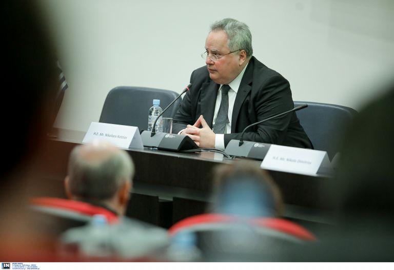 Κοτζιάς: Οι ηγέτες της πΓΔΜ πρέπει να επιδείξουν σοβαρότητα | tovima.gr