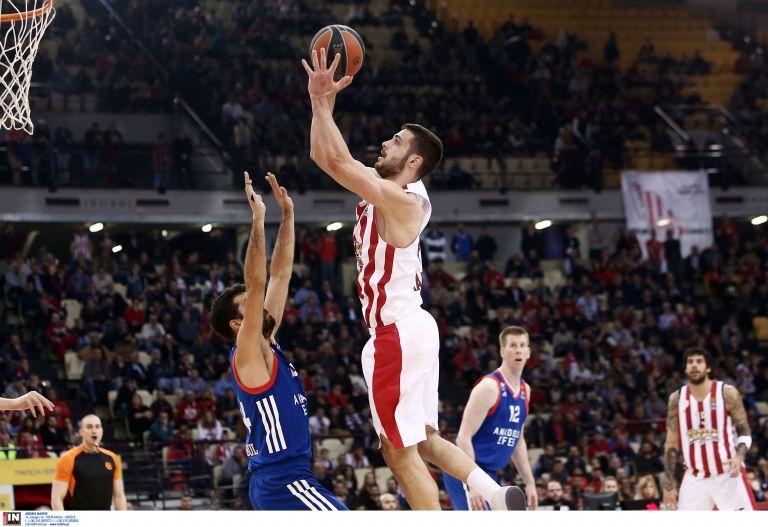 Euroleague: Ολυμπιακός – Εφές 89 – 82 | tovima.gr