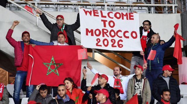 FIFA: Επιθεωρεί τις εγκαταστάσεις του Μαρόκο για το Μουντιάλ του 2026 | tovima.gr