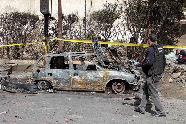 Αίγυπτος: Σκότωσαν έξι μέλη οργάνωσης που ευθύνεται για βομβιστική επίθεση   tovima.gr