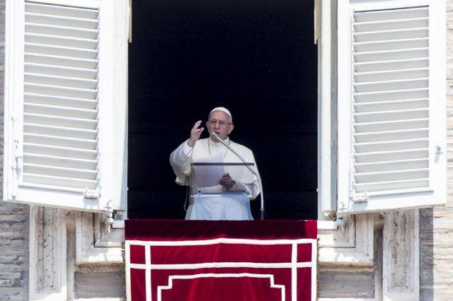 Ο Πάπας προσευχήθηκε για την Βενεζουέλα | tovima.gr