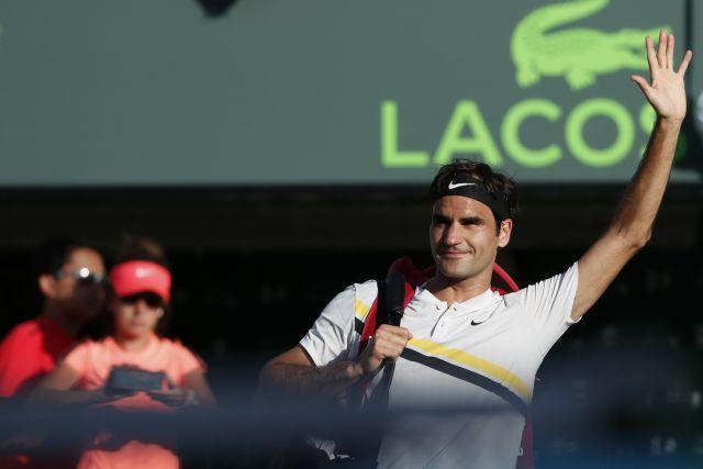 Ο 37χρονος Φέντερερ, ο πιο εμπορικός αθλητής στο Τένις | tovima.gr