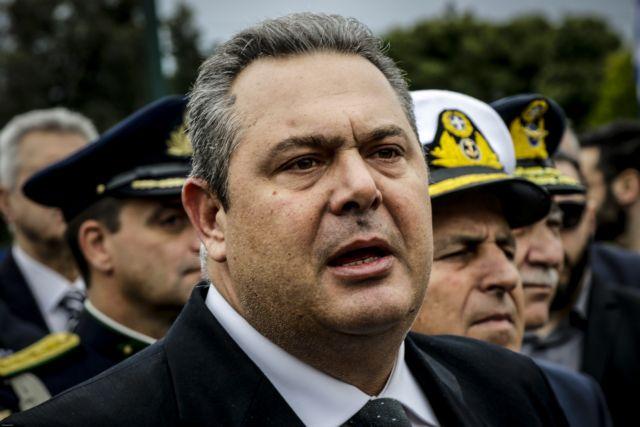 Καμμένος: Έτοιμες να αντιμετωπίσουν οποιαδήποτε απειλή οι Ένοπλες Δυνάμεις | tovima.gr
