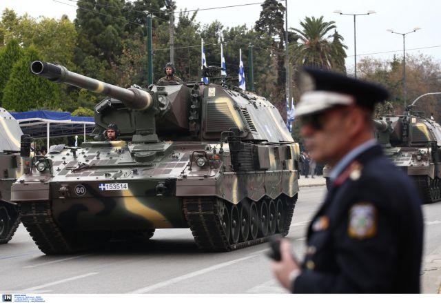 Η στρατιωτική παρέλαση στην Αθήνα για την 25η Μαρτίου | tovima.gr
