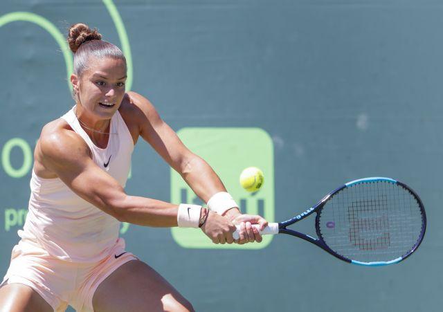 Τένις: Με την Μαρία Σάκκαρη η Εθνική στο Fed Cup | tovima.gr