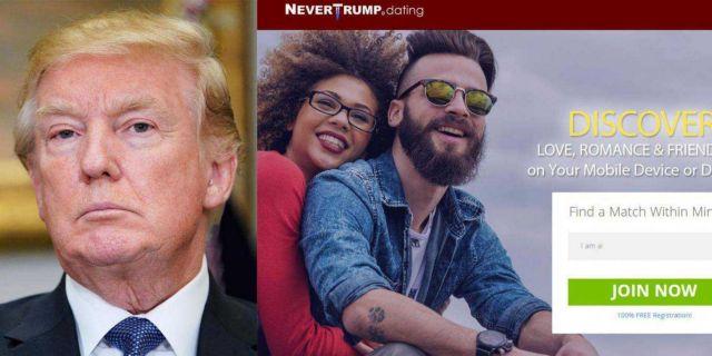 Site γνωριμιών για όσους «αγαπούν» ή «μισούν» τον Τραμπ   tovima.gr