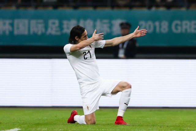 Νικήτρια του China Cup η Ουρουγουάη | tovima.gr