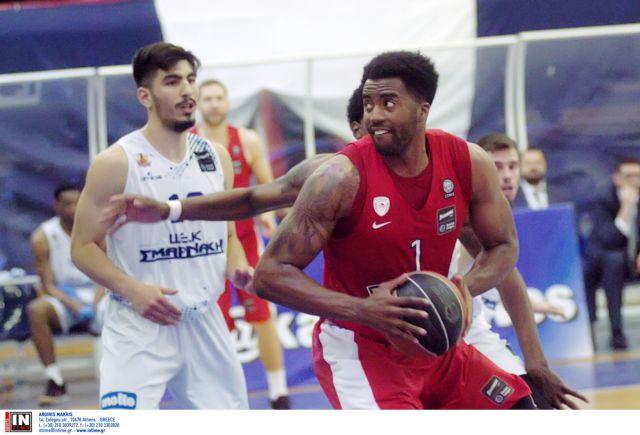 Α1 μπάσκετ: Νίκη Ολυμπιακού απέναντι στον Κόροιβο Αμαλιάδας | tovima.gr