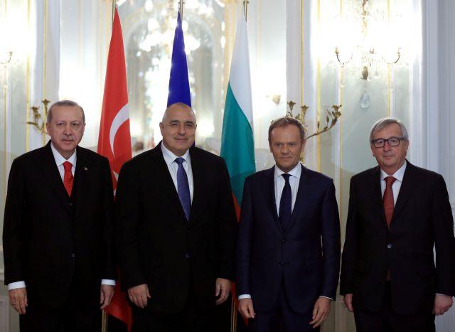 Eυρωτουρκική Σύνοδος στη Βάρνα – Oι απαιτήσεις Ερντογάν | tovima.gr