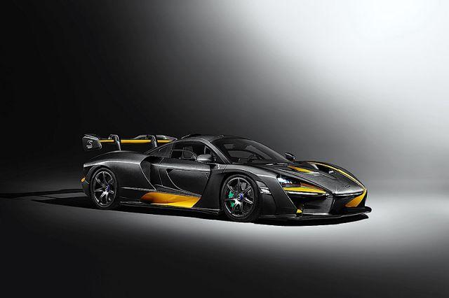 Sold out για τη McLaren Senna GTR | tovima.gr