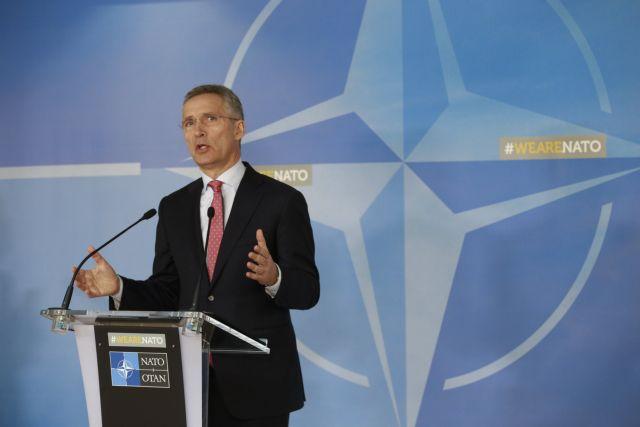 Στόλτενμπεργκ: Ζητά την αποφυγή ενός ψυχρού πολέμου | tovima.gr