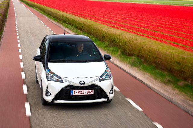 Toyota Yaris 1.0 VVT-i: Ζήτημα τιμής | tovima.gr