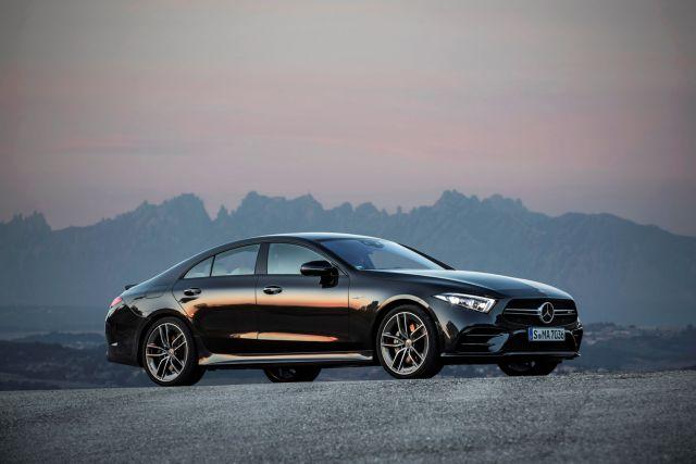 Mercedes-AMG CLS 53 4MATIC+: Διπλή υπόσταση | tovima.gr