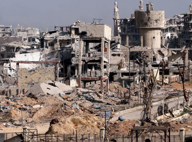 Τελεσίγραφο Ασαντ προς τους αντάρτες στην Γκούτα | tovima.gr