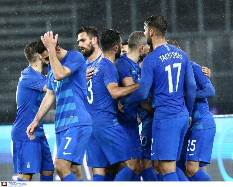 Φιλικός αγώνας Εθνικής Ελλάδος – Αιγύπτου 1 – 0   tovima.gr