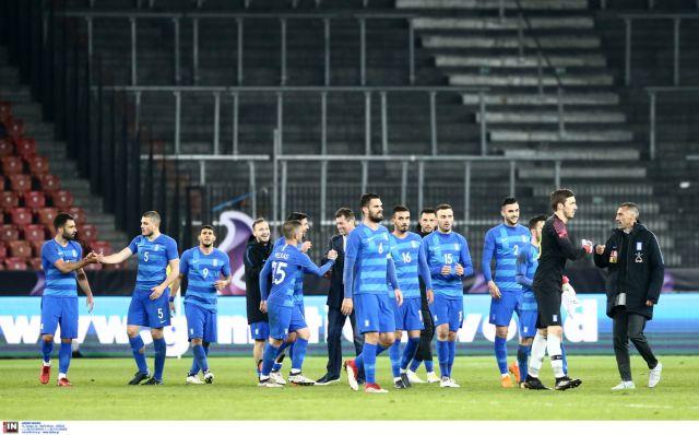 Εθνική Ομάδα Ποδοσφαίρου: Ικανοποιητικό δείγμα γραφής   tovima.gr