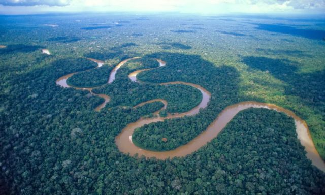 Αμαζόνιος: Ανακαλύφθηκαν χωριά προηγούμενης εποχής στην νότια Αμαζονία | tovima.gr