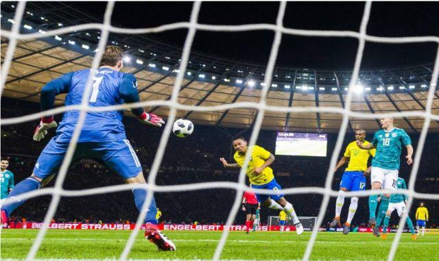 Νίκη-ρεβάνς της Σελεσάο επί της Γερμανίας με 1-0 | tovima.gr